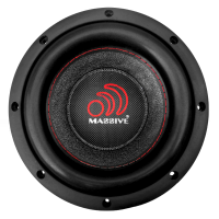 Сабвуфер Massive Audio HIPPO 84 – DUAL 4 OHM