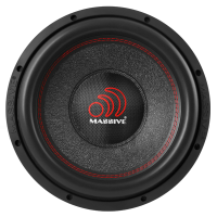 Сабвуфер Massive Audio HIPPO 122 – DUAL 2 OHM