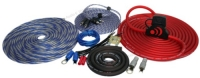 Massive Audio G4 - 4 AWG Wire Kit
