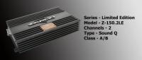 Двухканальный SQ усилитель Z-150.2LE