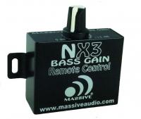 Massive Audio NBR – Nano Block Gain Remote Knob