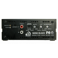 Massive Audio N4 - Mono Block
