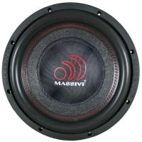 Massive Audio GORDO 121 – Dual 1 Ohm