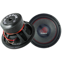 Сабвуфер Massive Audio HIPPO 152 – DUAL 2 OHM