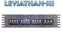 Шестиканальный усилитель LEVIATHAN III Zed Audio