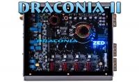 Четырехканальный усилитель DRAGONIA-II Zed Audio