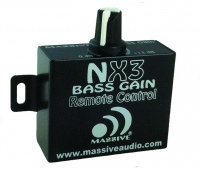 Massive Audio NBR – Nano Block Gain Remote Knob